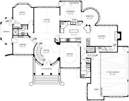 Ranch Home Plans With Basements 100 One Story House Floor Plans Trendy Inspiration 15 Patio