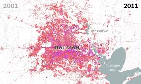 Phoenix Zoning Map by How Houston U0027s Unregulated Growth Contributed To Harvey U0027s Flooding