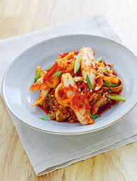 cuisine cor馥 du sud cuisine cor馥nne recette 100 images recette de sujebi ou soupe