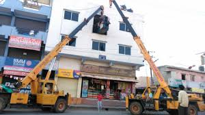 tyre m r crane services in bengaluru india