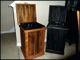 kitchen island with garbage bin trash storage kitchen island with garbage bin storage trash table