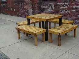 Patio Furniture Using Pallets - modern outdoor furniture designs ideas an interior design classic