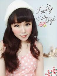 review tutorial makeup sehari hari my lovely sister a blog with love korean ulzzang baby doll make