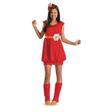 amazon com elmo child tween costume size l 10 12 toys u0026 games