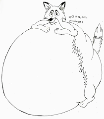 fat vixey u2014 weasyl