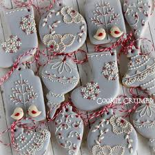 ornament cookies cookie connection