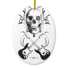 guitar ornaments keepsake ornaments zazzle