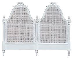 Blanc Mariclo Tappeti by Testata Letto Matrimoniale In Paglia Di Vienna Collezione