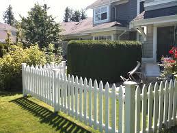 picket fences white picket fence u2013 fraser stratacare ltd