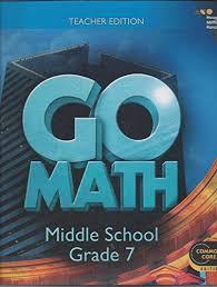 go math teacher edition grade 7 2014 by holt mcdougal holt