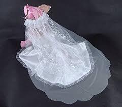 dog wedding dress white dog wedding dress 6 sizes co uk pet supplies