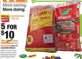 home depot scanned black friday home depot spring u201cblack friday u201d u2013 deals on mulch garden soil
