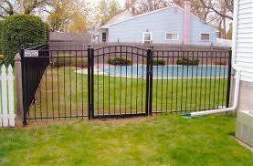 awesome back yard fences 8 backyard fences ideas search fence