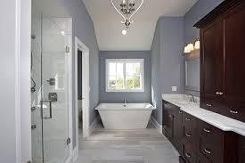 His And Hers Bathroom by Design Spotlight Spa Style Baths Custom Builder