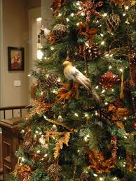 christmas decorated christmas tree ideas decorating with
