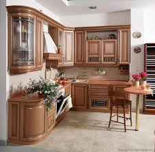 wood kitchen cabinets very attractive 10 types of kitchen cabinet