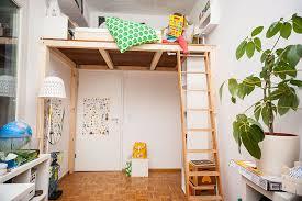 hochebene kinderzimmer ein hochbett selber bauen diy anleitung lofts room and rooms