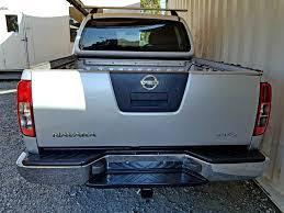 nissan navara 2006 automatic d40 nissan navara st x 2006 silver used vehicle sales