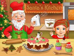 Toca Kitchen Recipes Santa U0027s Christmas Kitchen Android Apps On Google Play