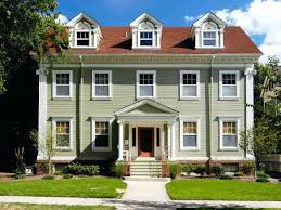 modern exterior paint colors for housesexterior house sage green