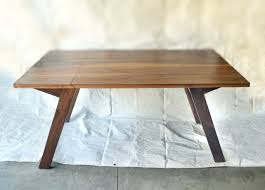 walnut transforming coffee table abodeacious