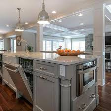 painted kitchen islands painted kitchen island design ideas