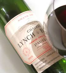 wine from château lynch bages 1989 lynch bages coats your with chocolate covered cassis