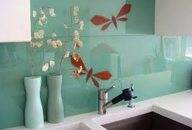 recycled glass backsplashes for kitchens recycled glass tile backsplash ideas design ideas for glass