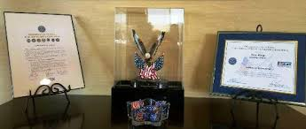 Comfort Suites Gallup New Mexico Recently Received Awards From Esgr Employer Support Of The Guard