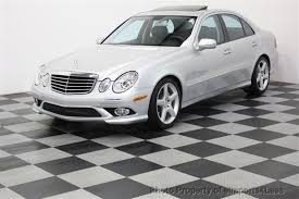 2009 mercedes e class 2009 used mercedes e350 amg sport pkg sedan at eimports4less