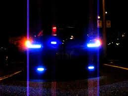 strobe lights for car headlights mazda 3 9 led fog blinking red blue police flash light strobe car