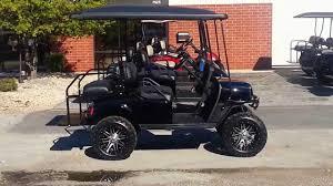 Golf Cart Off Road Tires Custom Lifted Golf Carts Youtube