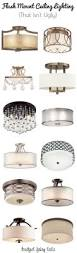 kitchen light fixtures flush mount best 25 flush mount kitchen lighting ideas on pinterest hallway