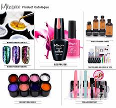 factory directly wholesale mixcoco gel nail polish private label