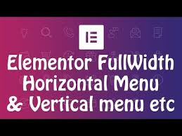 membuat navigasi wordpress how to create various menus with elementor page builder youtube