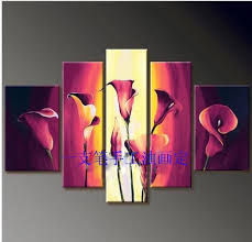 discount big hand painted oil painting decorative painting picture
