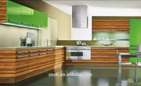 Painting Plastic Kitchen Cabinets High End Fiber Woodgrain Laminated Kitchen Cabinet With Uv