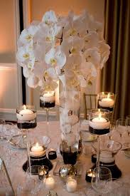appealing gold and white wedding decorations 11 on table numbers