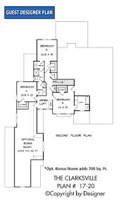 rustic home floor plans clarksville house plan house plans by garrell associates inc