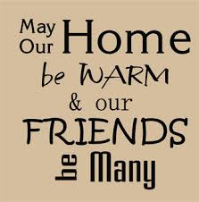family quotes sayings on wall decals stickers home be warm