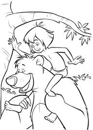 jungle coloring pages free printable coloring pages ideas