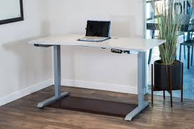 home shop standing desk riseup table top