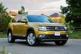 atlas volkswagen 2018 2018 volkswagen atlas vs 2017 honda pilot comparison test