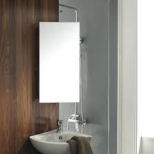 Corner Bathroom Mirror Cabinet Corner Bathroom Mirror Cabinet Uk Vanity Design Ideas M Mirror