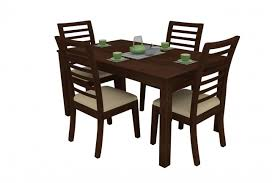 dining table set 4 seater modena walnut dining table set 4 seater teak wood adona adona woods