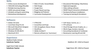 Tips For A Great Resumes Gripping Image Of How To Write A Good Skills On Resume Popular My