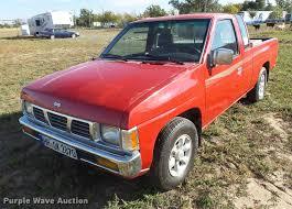 nissan pickup 1997 1997 nissan king cab pickup truck item dc3786 sold nove