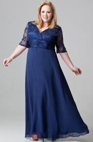 aliexpress com buy cecelle plus size navy blue long mother of