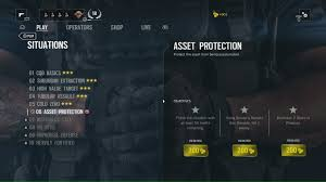 protection siege rainbow six siege asset protection scenario all