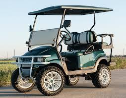 green custom golf cart excessive carts nationwide sales u0026 shipping